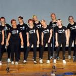 Spevácky zbor POTVORKY a ľudová hudba